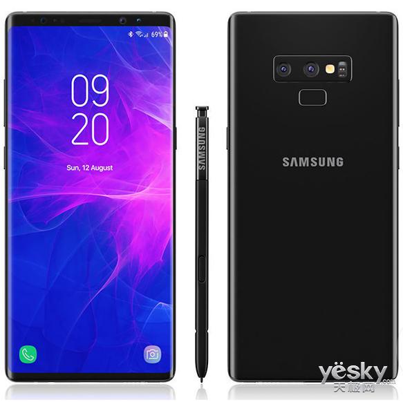 三星Galaxy Note9今晚发布 S pen成亮点