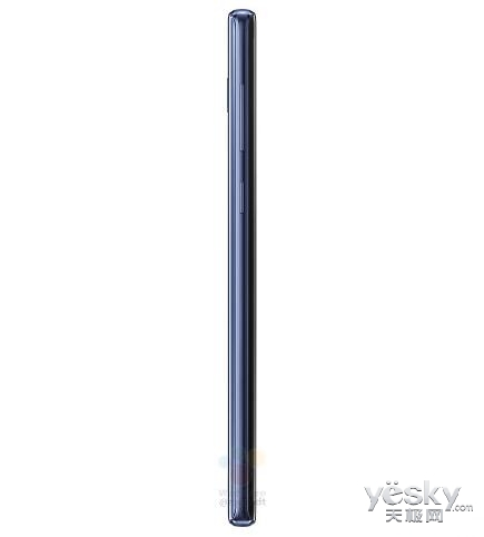 三星Note 9蓝色高清组图曝光 是你想要的样子吗?