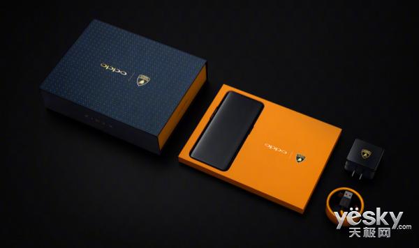 速度与未来科技的融合 OPPO Find X兰博基尼版售价¥9999