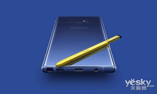 一笔写不出真旗舰 S Pen再花哨也难救三星Note 9