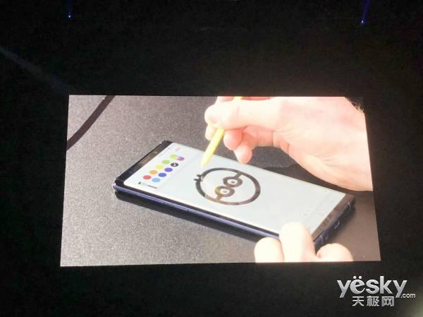 """三星Note9""""不作为""""遭质疑,S-pen能否为其赢回口碑"""
