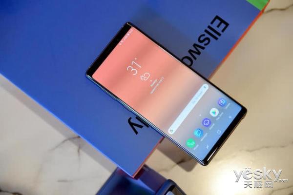 大公司晨读:三星Galaxy Note 9发布;亚马逊市值超过9200亿美元
