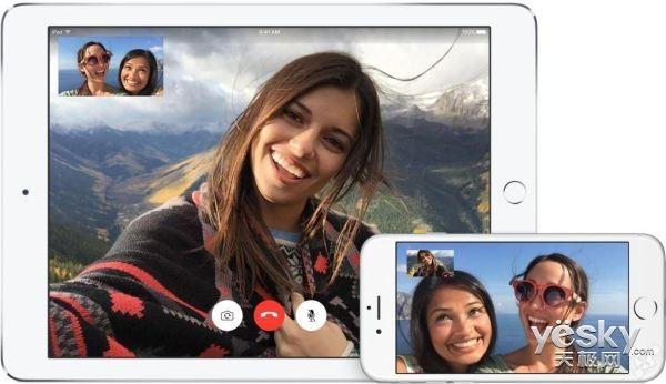 iOS12重磅功能FaceTime将延期上线:可支持最高32人同时聊天