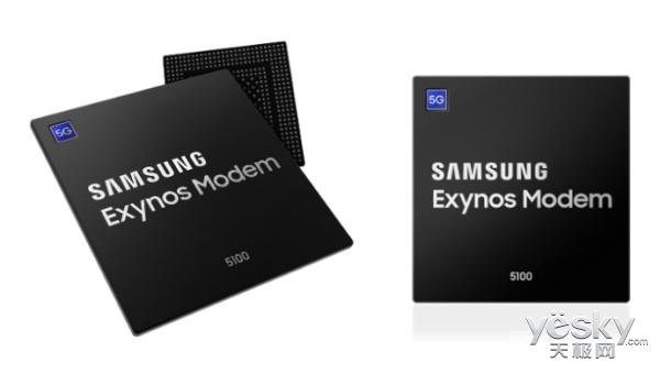 三星发布5G基带芯片 但这并不意味着第一个支持5G的手机也是三星的