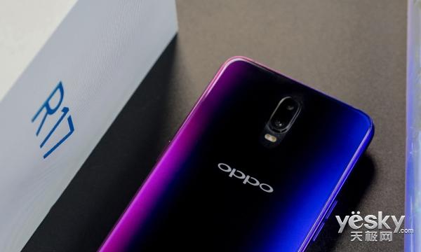OPPO R17综合评测:散发科技与艺术的智能手机