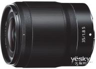 尼康发布三支全新尼克尔Z卡口镜头