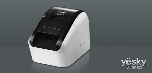 家庭整理好帮手 Brother QL-820NWB标签打印机