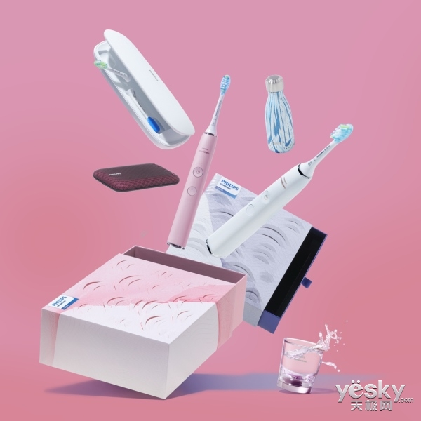 爆款牙刷又有新动作?这款全新艺术礼盒简直太种草!