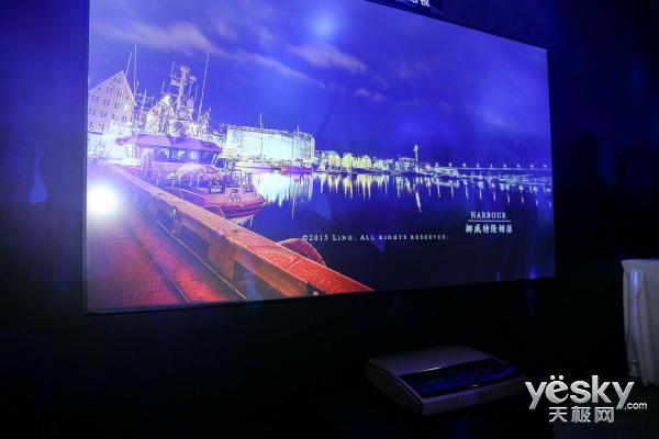 引领行业进入4K时代,从秋季发布会看坚果激光电视市场布局