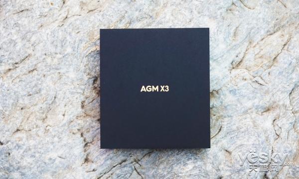 三防手机AGM X3全面评测:诺基亚能砸核桃,这货能砸诺基亚!