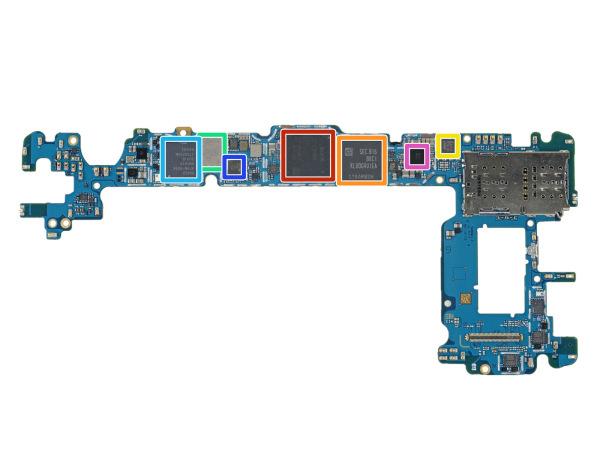三星Note9拆解:这就是提升手游体验的碳纤液冷系统