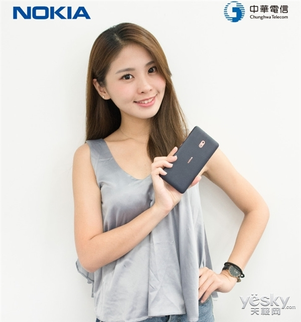 诺基亚2.1台湾发布:预装Andrid Go系统,主打入门市场
