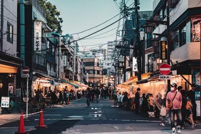 """据""""日本时报""""报道,引入了一种新的在线投票系统,该系统采用区块链,让公民投票支持不同的社会贡献项目提案。"""