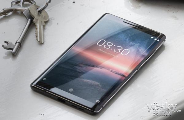 诺基亚新旗舰来袭!搭载骁龙710处理器,不是Nokia9