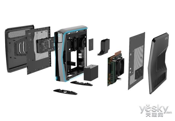 笔记本性能弱,台式机太笨重,理想电竞游戏主机索泰麦克MEK1开售