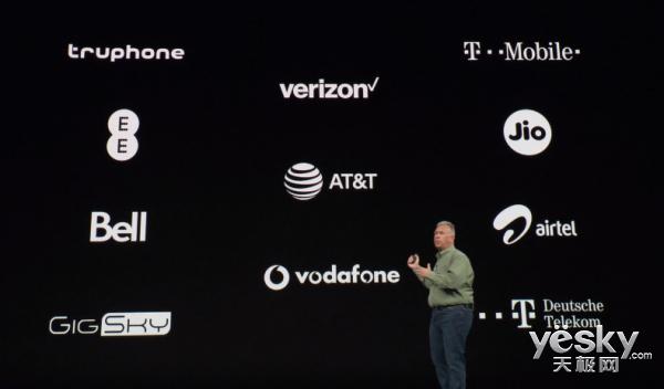 三款新iPhone均支持双卡双待,但不包括iPhone Xs国行版