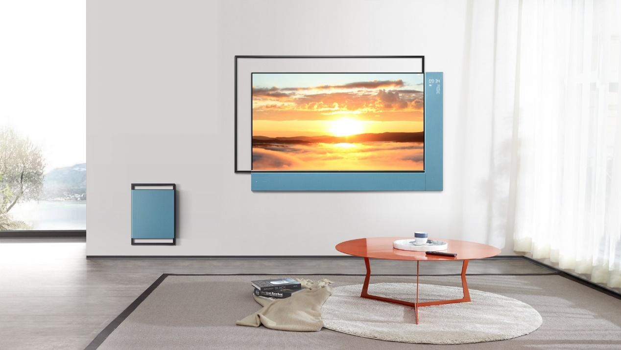 为你写诗、为你静止、XESS浮窗全场景TV为何穗打造智能舒适新生活