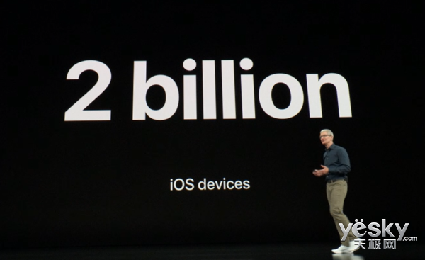 苹果Siri支持AirPods耳机了,库克宣布iOS设备突破20亿部