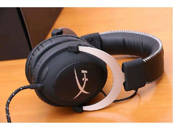 游戏耳机和音乐耳机需求兼顾 HyperX Cloud Silver暴风+灵音