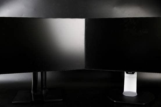 飞利浦241P8QPJEB显示器和优派VP2468显示器横评