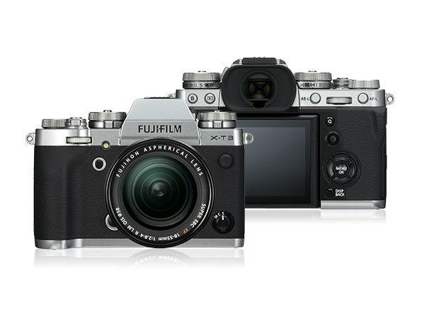 时尚复古、简单好用 富士X-T3微单相机