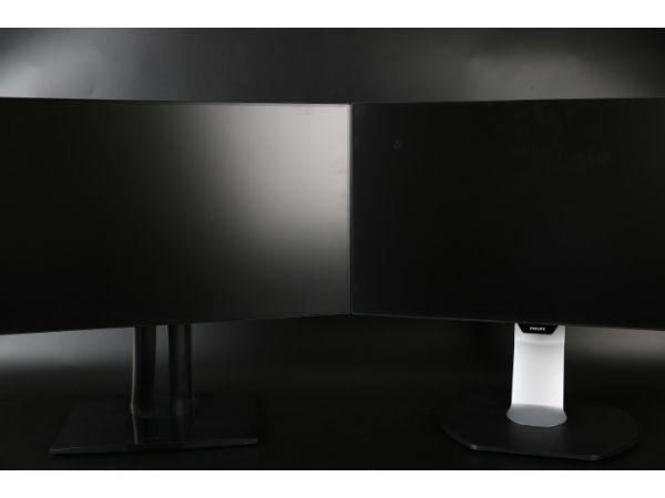 靠实力说话 飞利浦241P8QPJEB显示器和优派VP2468显示器对比评测