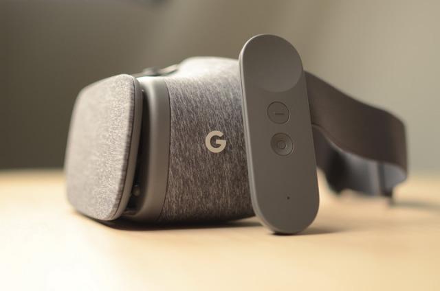 谷歌Daydream VR新增三大功能:可打开手机App