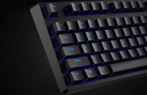 多模连接-雷柏V708多模式背光游戏机械键盘上市
