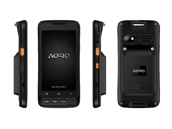 AORO遨游W650警用350M集群通信对讲三防智能手机