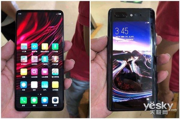 双屏手机努比亚X现身GeekBench:性能十分强劲