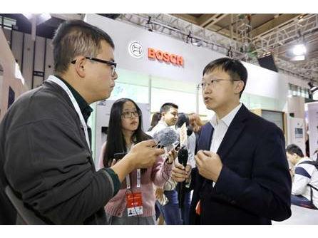 博西家电亮相世界智能制造大会 展示智能制造创新成果
