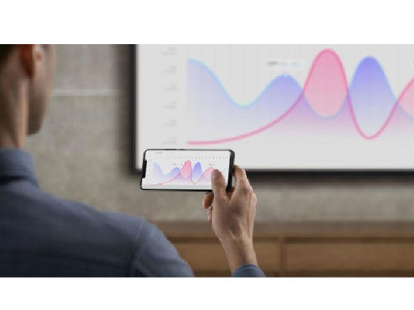 华为Mate20 Pro支持无线投屏,手机生产力真的是未来趋势?