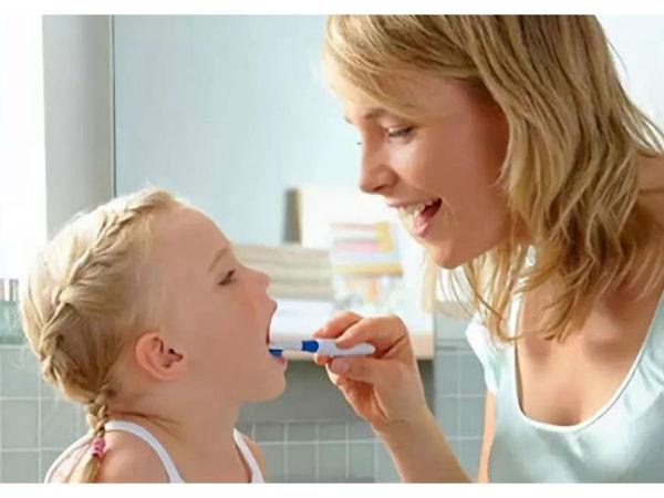 儿童多大才能刷牙?护牙时别犯这些错误!