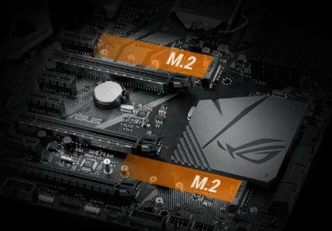 M.2硬盘读写速度慢,可能是接错接口惹的祸