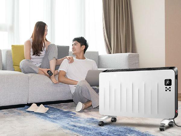 国内超冷空气来袭 电暖器准备好了吗?