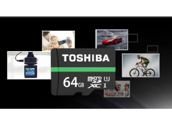 东芝Micro SD存储卡好物推荐 准有你喜欢的
