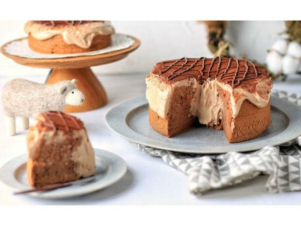 极客美食:厨师机巧做网红脏脏蛋糕