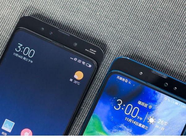 手机对比评测