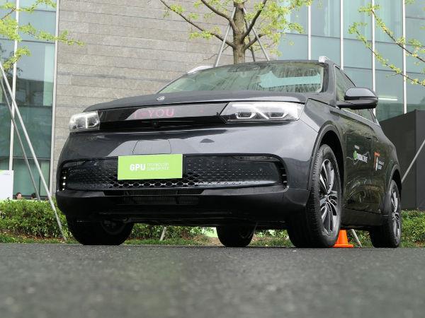 奇点汽车宣布采用NVIDIA平台芯片开发下一代自动驾驶汽车