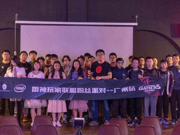 雷神5周年生日粉丝派对!霸屏新品911GTS正式亮相广州!