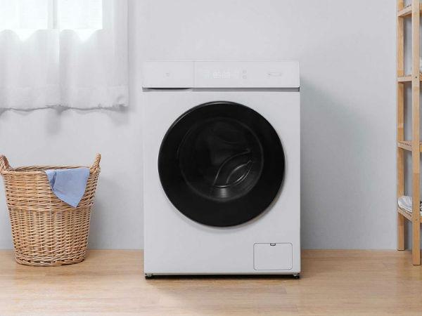 全家衣物有它就够了?米家互联网洗烘一体机10KG评测