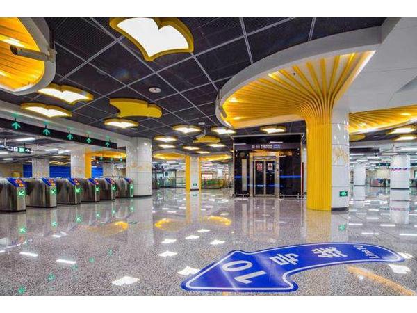 5G地铁站开通 5G商用进入全面冲刺阶段