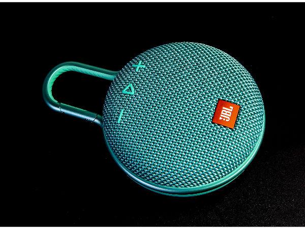 聆听更自由 JBL CLIP3便携式蓝牙扬声器评测