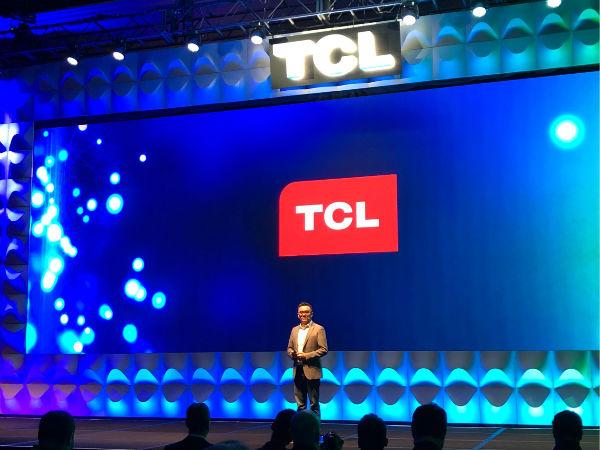 TCL 2019 CES全球新品发布先睹为快     布局全新人工智能平台AI-IN