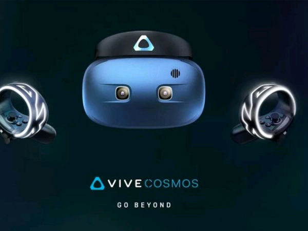 CES2019大展HTC发布全新VR头显VIVE COSMOS:无需外置定位器