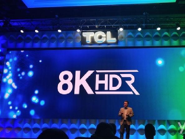 三星有点懵!TCL+LG+索尼轮番发布最牛的8K电视