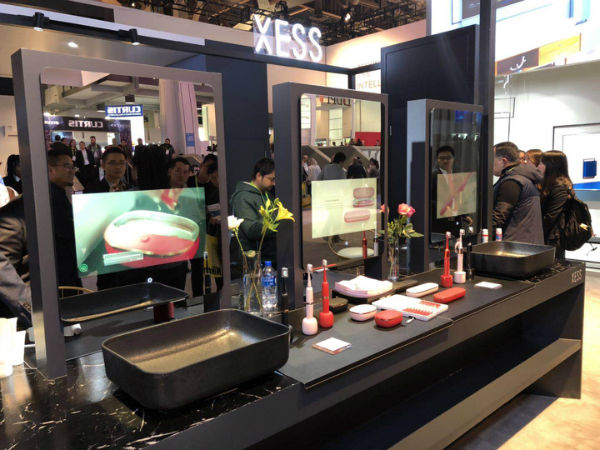 2019CES:XESS生态产品闪耀全场