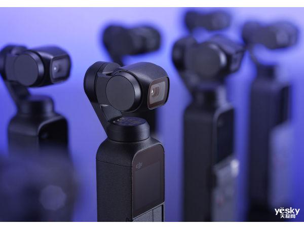 大疆携最新科技产品亮相2019CES,实力展现创新影像技术新突破