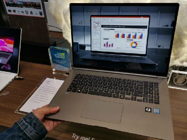 LG Gram电脑