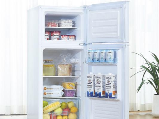性价比超高!云米118L小冰箱让你安心在沙发上吃吃吃
